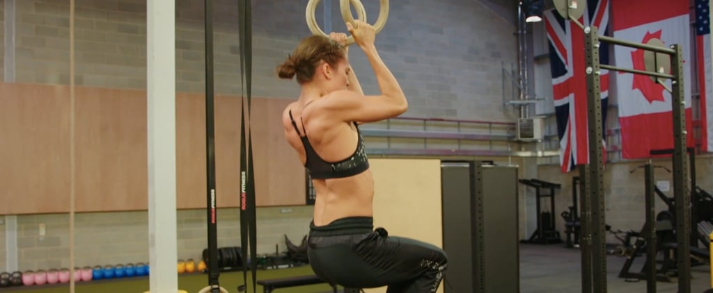 Alicia Vikander Tomb Raider Workout