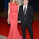 Tracy Pollan attended the 2013 White House Correspondents Dinner with husband Michael J. Fox.