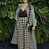 Tracee Ellis Ross at the 2020 Chanel and Charles Finch Pre-Oscar Awards Dinner
