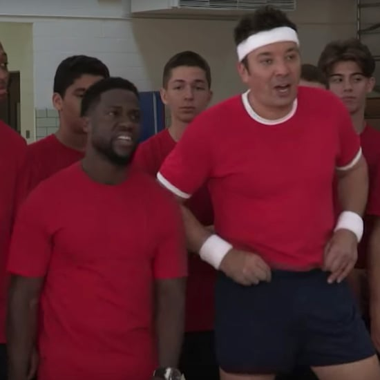 Kevin Hart and Jimmy Fallon Go Back to High School Video