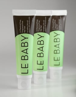 Slick Back Your Child's Hair With Le Baby Gel