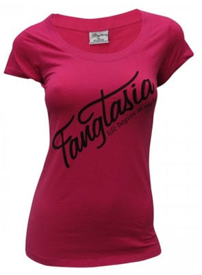 True Blood Fangtasia T-shirt ($25)