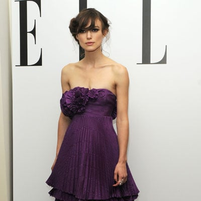 Keira Knightley at The Edge of Love Afterparty