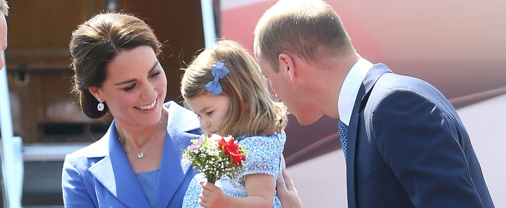 Is Prince William Calling Princess Charlotte Mignonette?