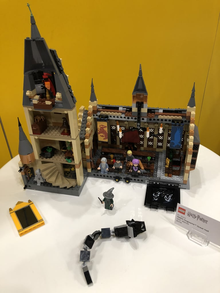 Lego Harry Potter Hogwarts Great Hall