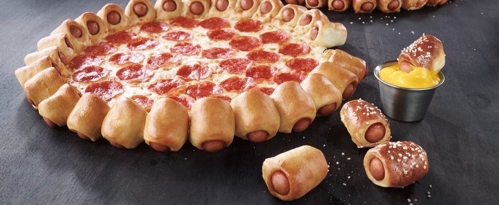 Forget Cheese-Stuffed Crust; Pizza Hut Releases Hot-Dog-Stuffed Pizza