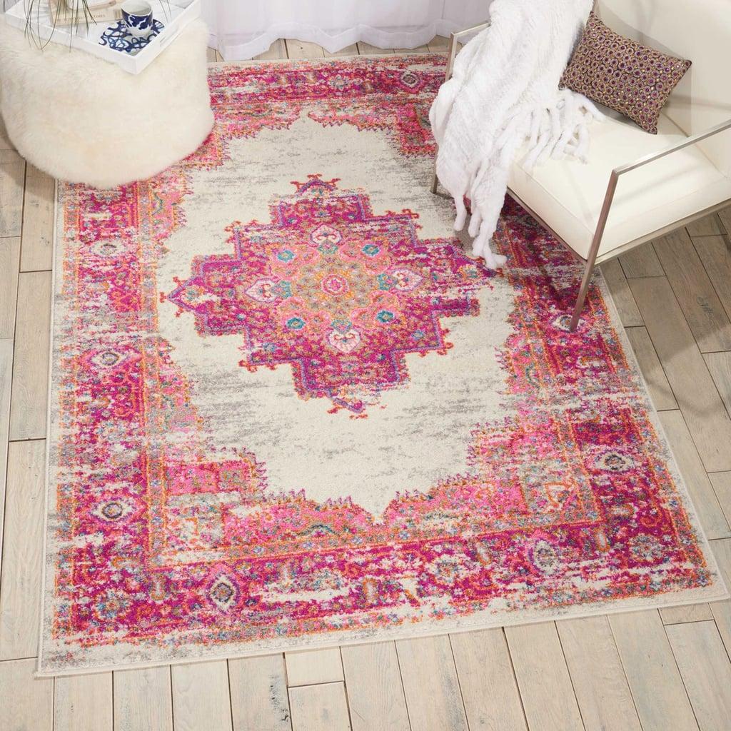 Rivet Old World Vintage Persian Area Rug