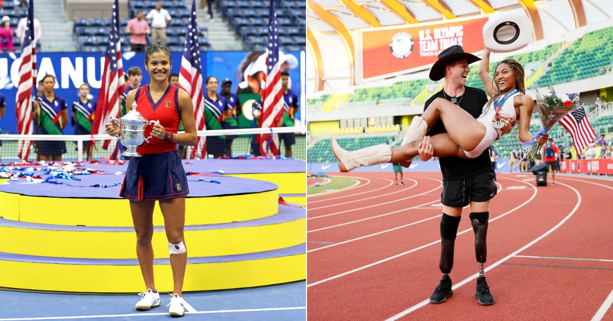 Emma Raducanu, Suni Lee, and 12 Other Athletes Who Would Make an Epic Halloween Costume