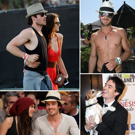 Happy Birthday, Ian Somerhalder — See His Sexiest, Smoldering Looks!