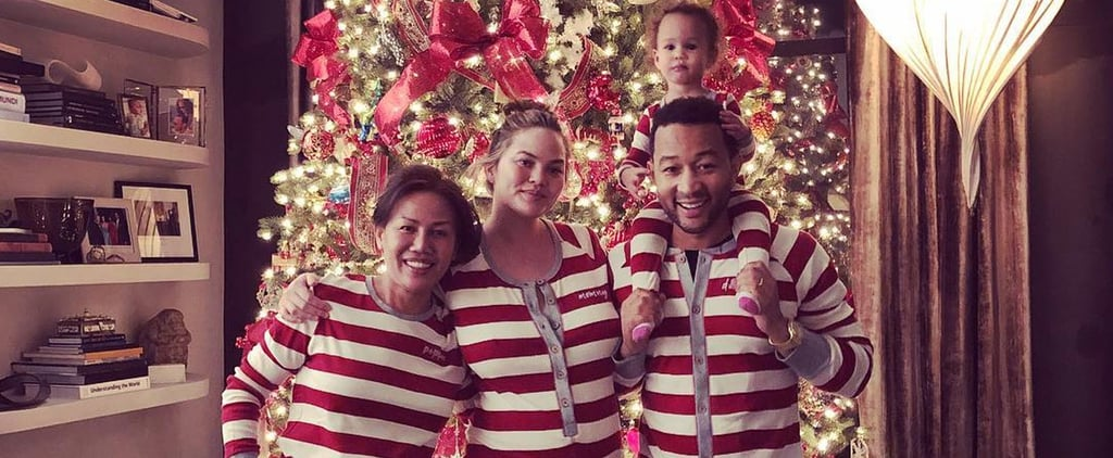 Here's Why Chrissy Teigen's Mum Lives With Her Instead of Her Husband