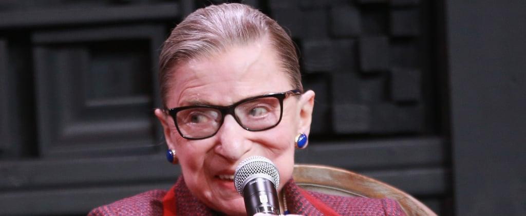 Ruth Bader Ginsburg's Fitness Mantra