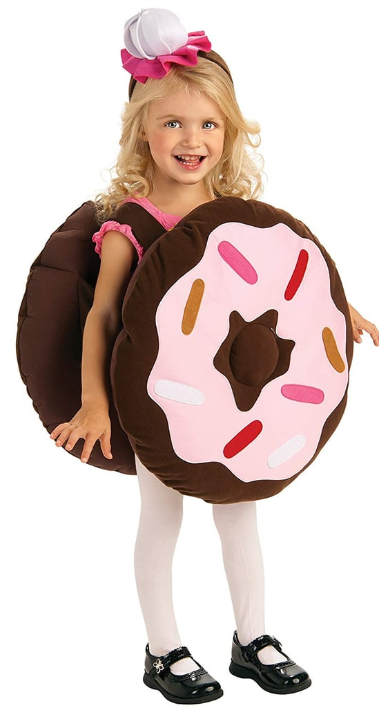 Trick Or Treat Sweeties Dunk Your Doughnut Costume
