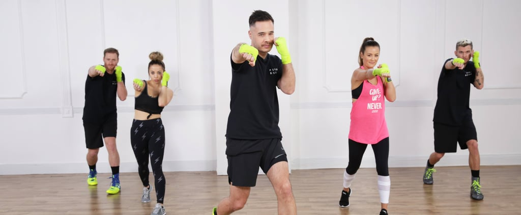 Crush Calories With This 30-Minute At-Home Boxing Workout