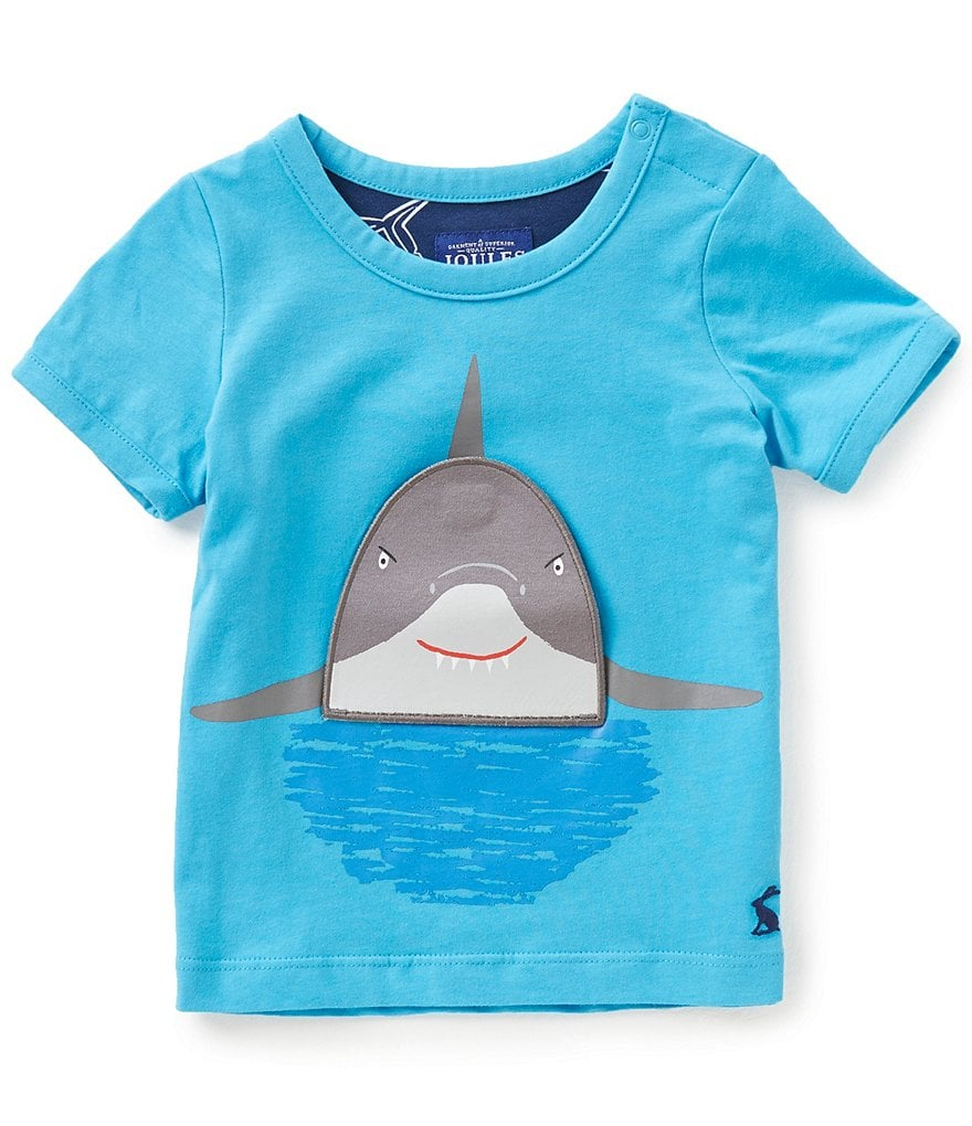 Shark Short-Sleeve Tee