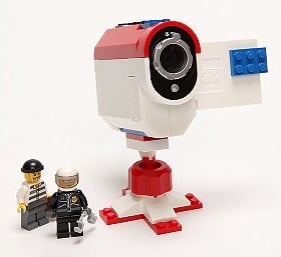 Lego Stop Action Video Camera