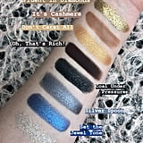Too Faced Pretty Rich Diamond Light Eyeshadow Palette Swatches