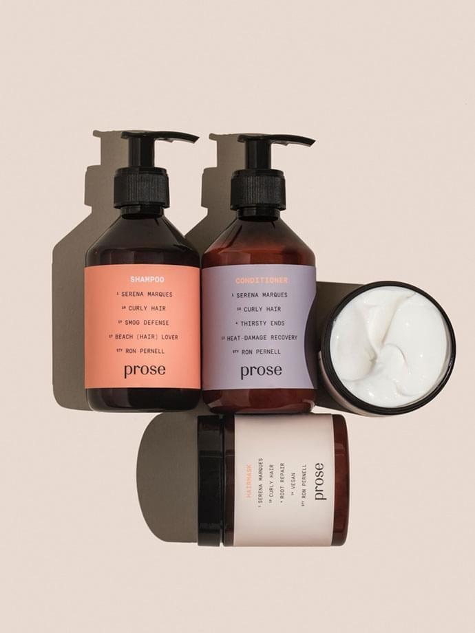 Prose Custom Hair Care