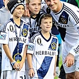 David Beckham Retires From MLS