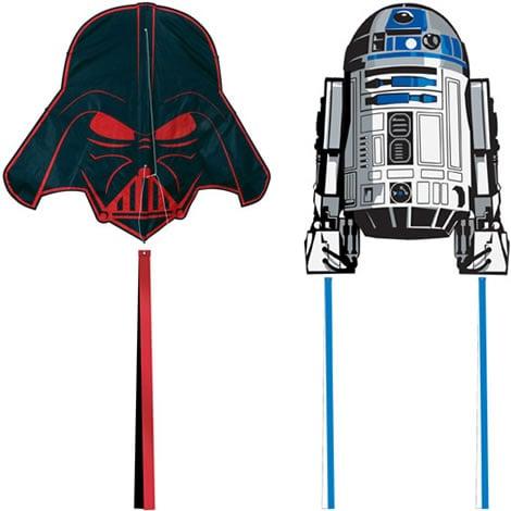 Star Wars Kites: Geekish or Freakish?