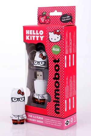 Photos of Hello Kitty Nerd Mimobot