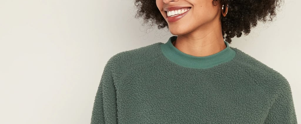 Best Cheap Fleece Sweatshirts and Jackets at Old Navy