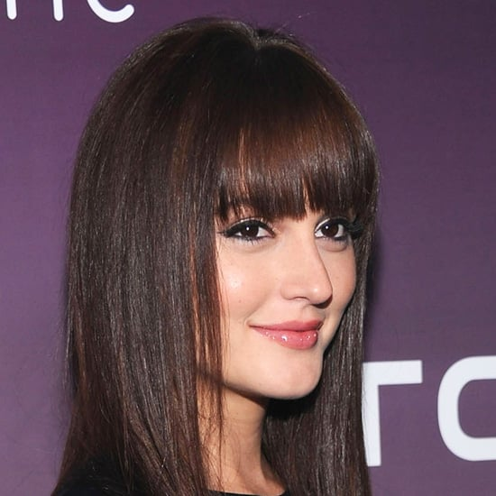 5 Ways to Wear the Blunt Bang Trend