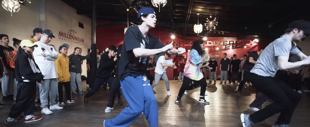 """Watch This Dance Routine to Justin Bieber's """"Available"""""""
