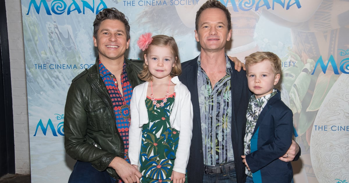 Neil Patrick Harris Really Doesn't Understand Why Certain Foods - Like Pasta - Are on Kids' Menus