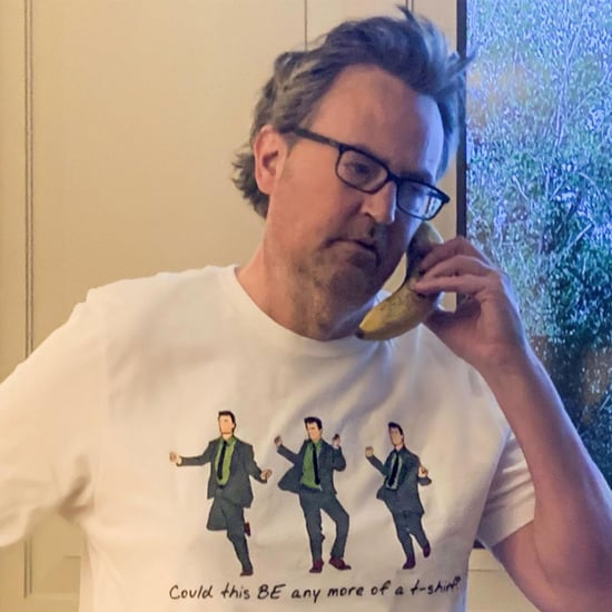 Shop Matthew Perry's Chandler Bing Apparel Collection