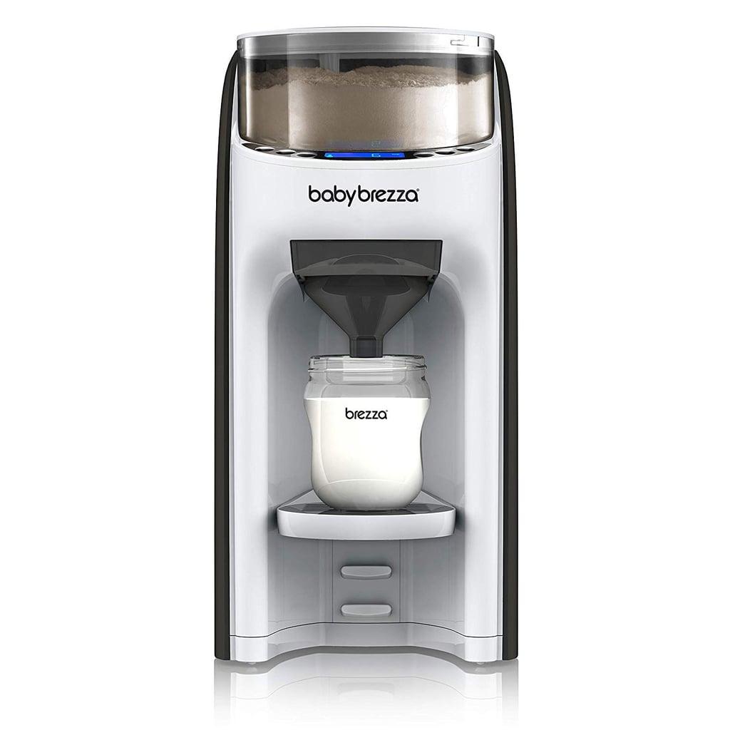 Baby Brezza Pro Formula Dispenser Review Popsugar