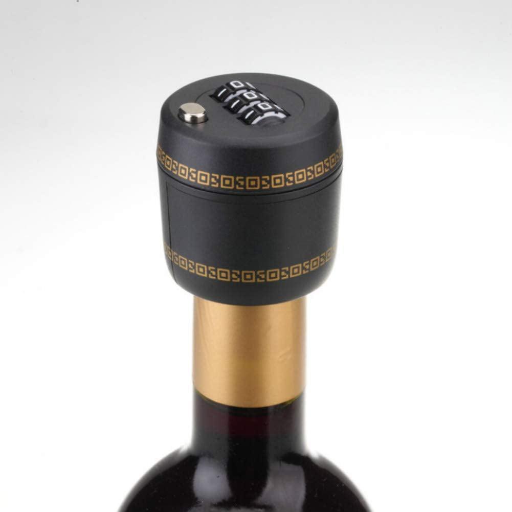 Bottle Lock Combination
