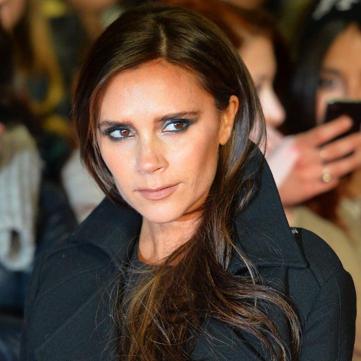 Why We Love Victoria Beckham's Subtly Sparkly Smoky Eye