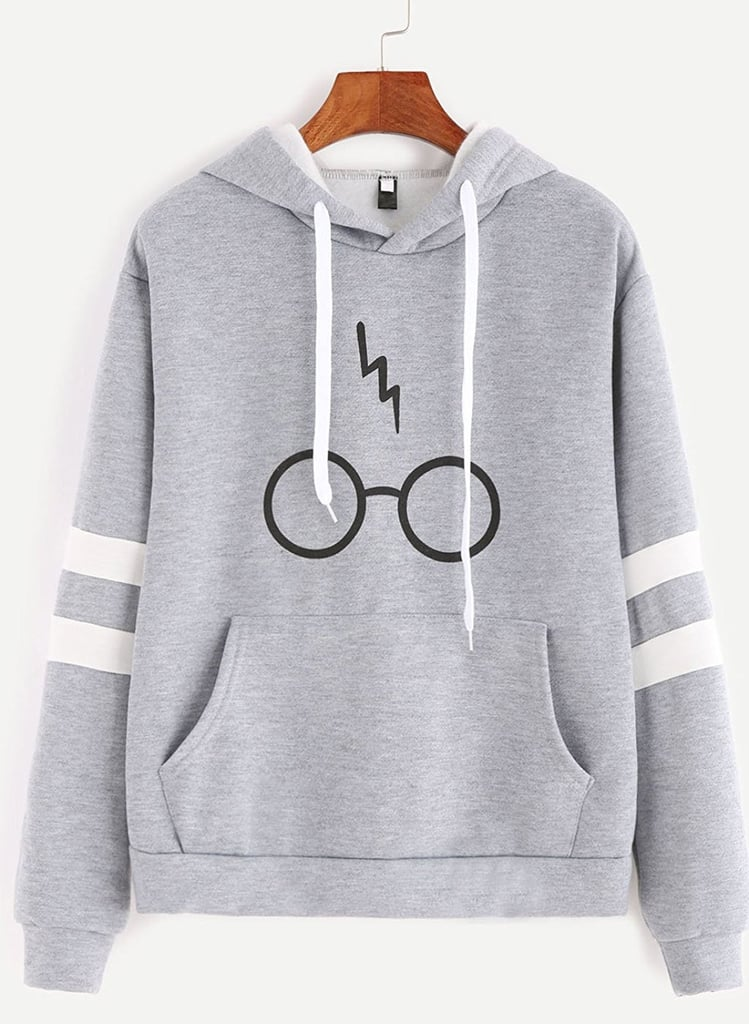 Harry Potter Glasses Hoodie