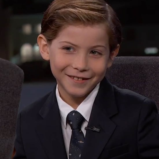 Room Star Jacob Tremblay on Jimmy Kimmel Live