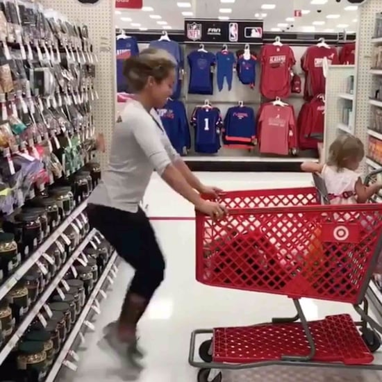 Mum Got Trolled For Working Out at Target