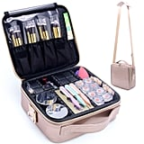 Makeup Bag Train Case