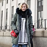 How to Look Like a Street Style Beauty When It's Cold AF Outside