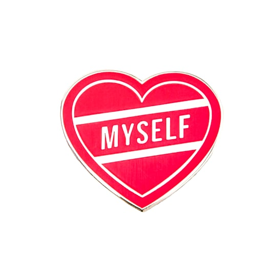 Witchsy Love Myself Pin by Weird Empire