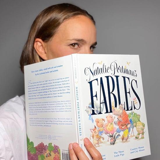 Natalie Portman to Reimagine Fables in New Children's Book