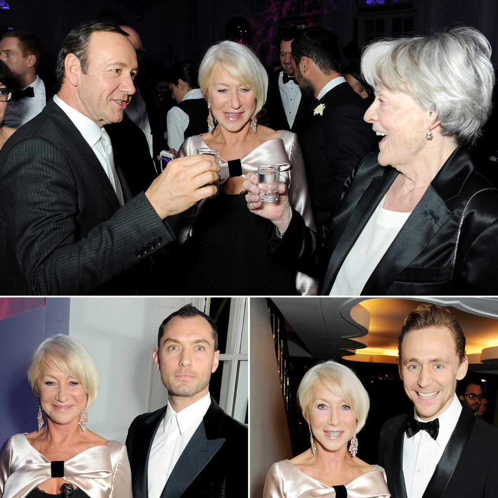 London Evening Standard Theatre Awards 2013