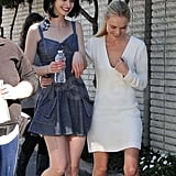 Pictures of Kate Bosworth and Krysten Ritter