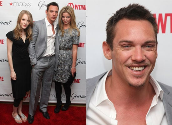 Photos of Jonathan Rhys Meyers at The Tudors Season 3 Launch Party