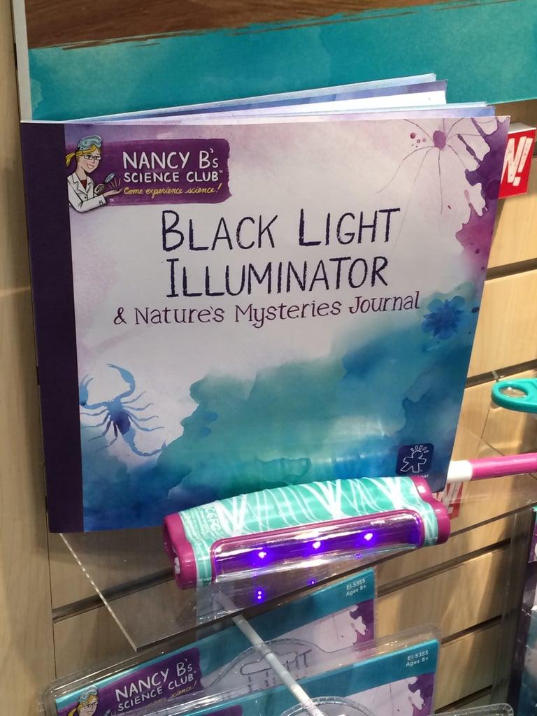 Nancy B. Science Club Black Light Illuminator