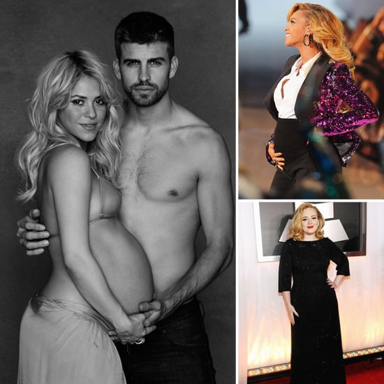 "Shakira Is the Latest Songstress to Join the ""Stage Mom"" Club!"