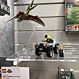 Lego Pteranodon Chase