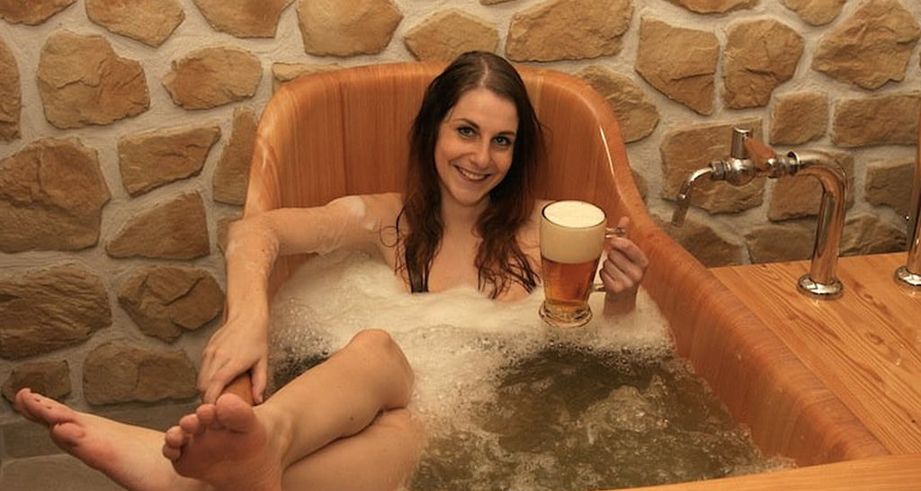 6 Reasons to Visit a Beer Spa