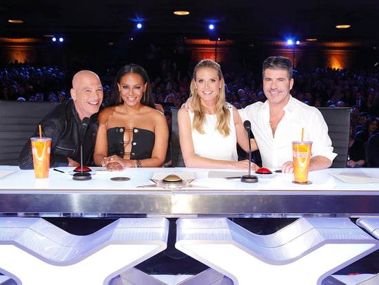 America's Got Talent Judges Howie Mandel and Mel B Agree to Disagree on Their New Seating Arrangement
