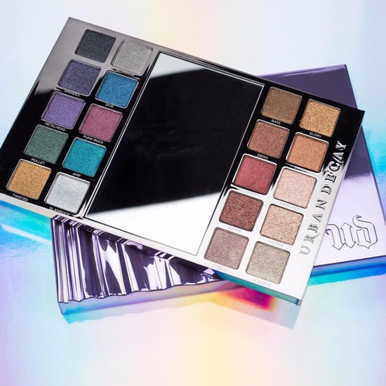 Urban Decay Heavy Metal Palette