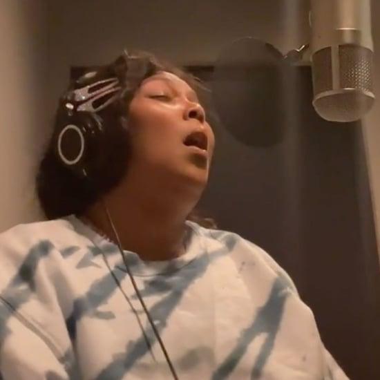 Lizzo Teases Haunting New Siren Song on TikTok | Video