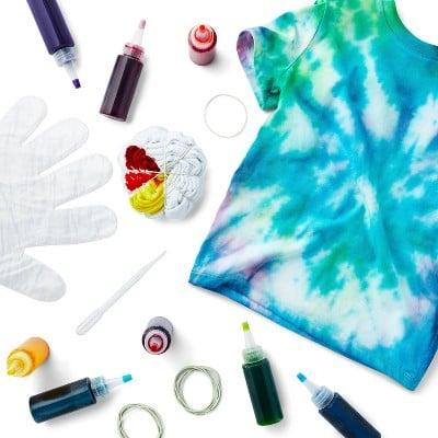 Mondo Llama Give It A Swirl Tie Dye Kit